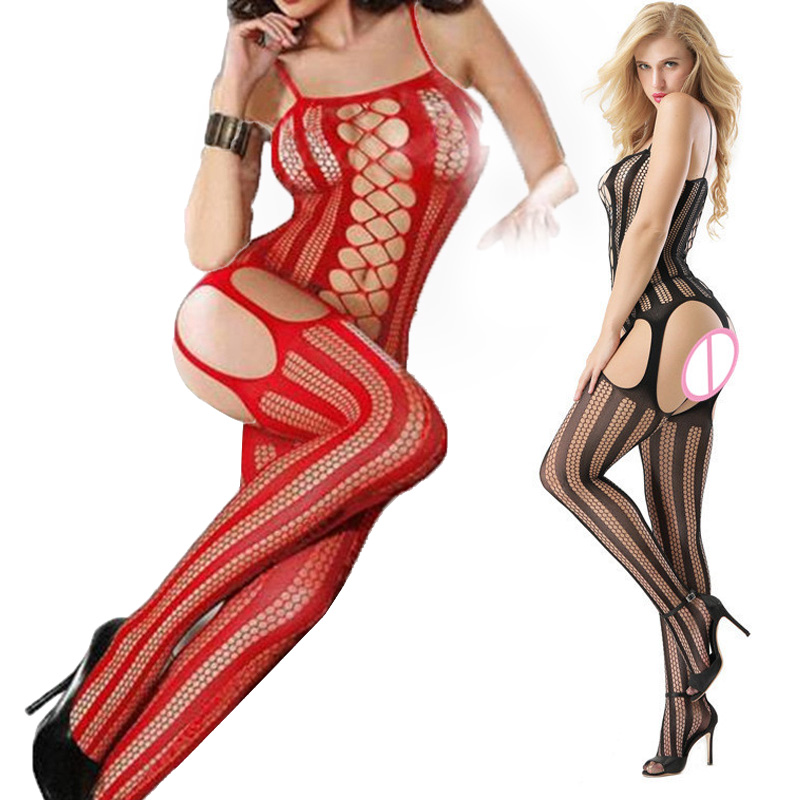 Sexy Bodysuits Shaperwear body shapers corset crop tops Women's Intimates Plus Size sex knee socks Thigh High Socks open crotch