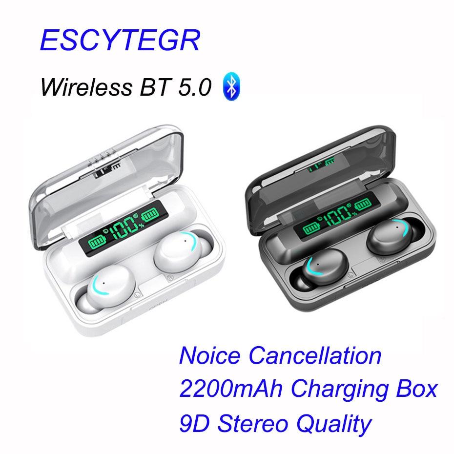 Беспроводные наушники; Bluetooth-гарнитура; Спортивные умные наушники; TWS стереонаушники с шумоподавлением