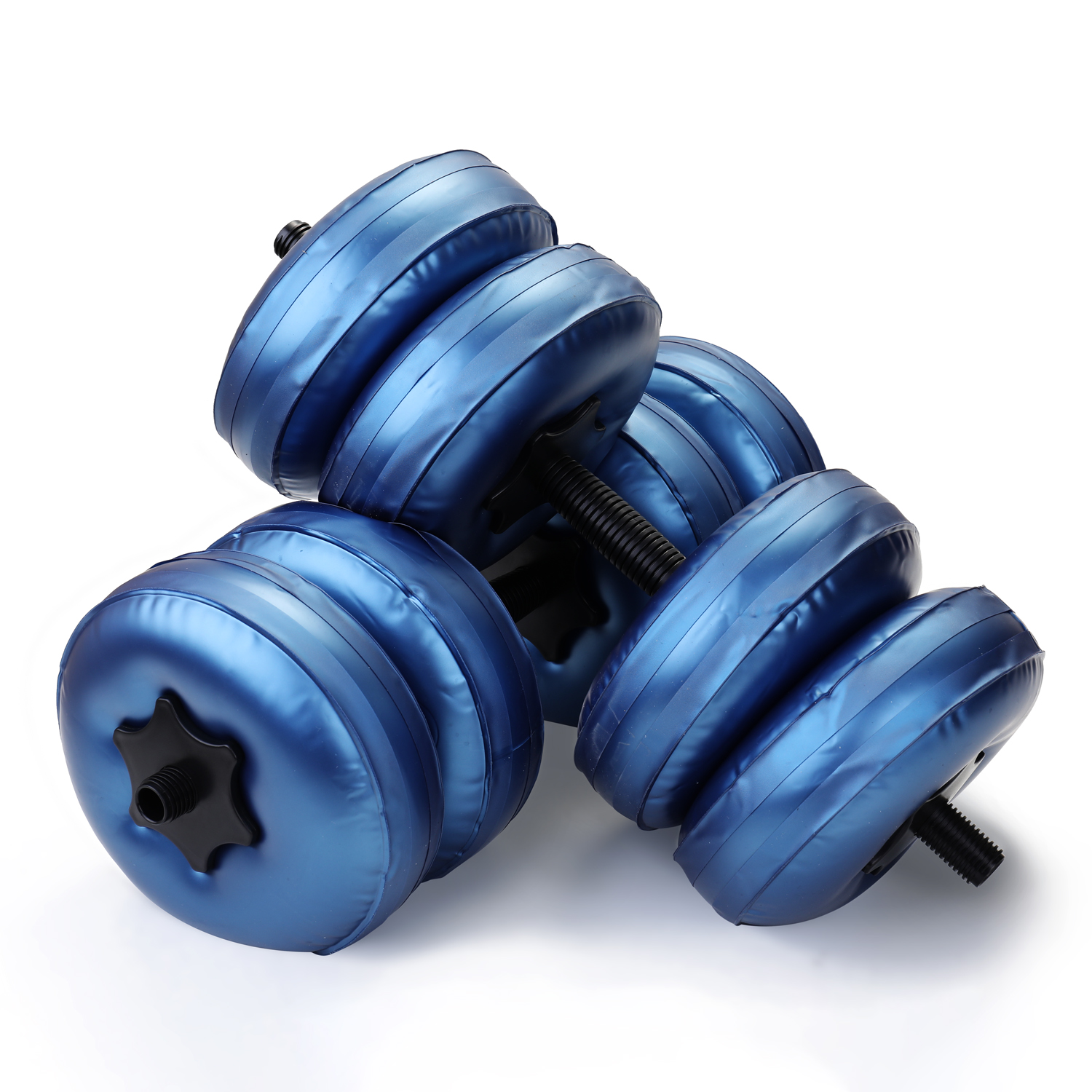 Adjustable Dumbbell Set Water-filled Dumbbell Heavey Weights Workout Exercise Fitness Equipment For Gym Home Bodybuilding