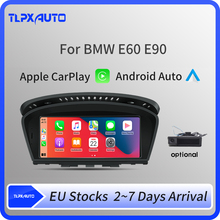 "8.8 ""Draadloze Apple Carplay Android Auto Multimedia Head Unit Voor Bmw 3 5 Series E60 E61 E62 E63 E90 e91"