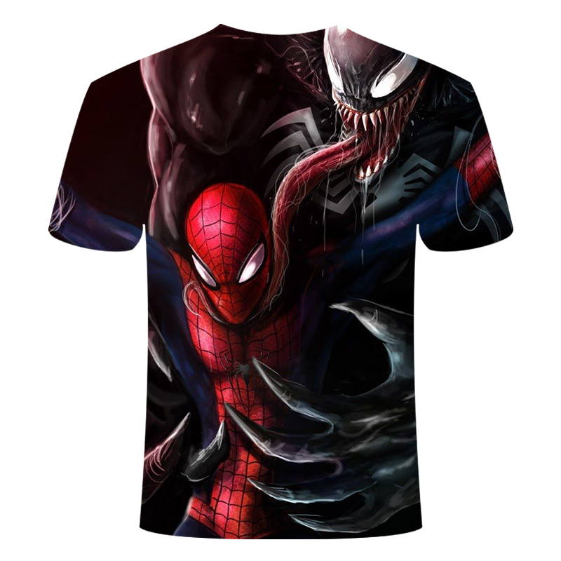 """Новинка, Мужская Футболка Venom, футболка """"Марвел"""", 3D принт, футболка s, мужская, женская, Повседневная футболка, футболка для фитнеса, футболки, топы"""
