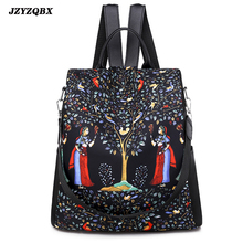 Female Backpack Anti-theft Design Women Shoulder Bags Womens mochila feminina