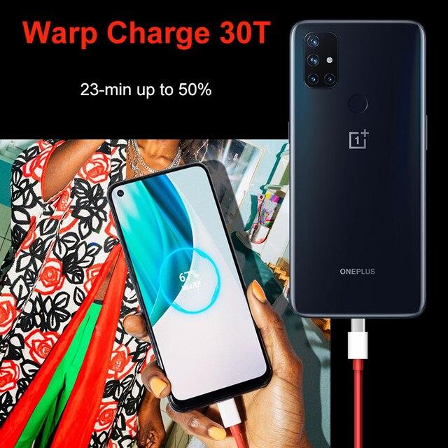 oneplus nord n10 5g OnePlus Official Store Estreia mundial versão global 6gb 128 snapdragon 690 smartphone 90hz exibição 64mp quad cams warp 30t nfc 5