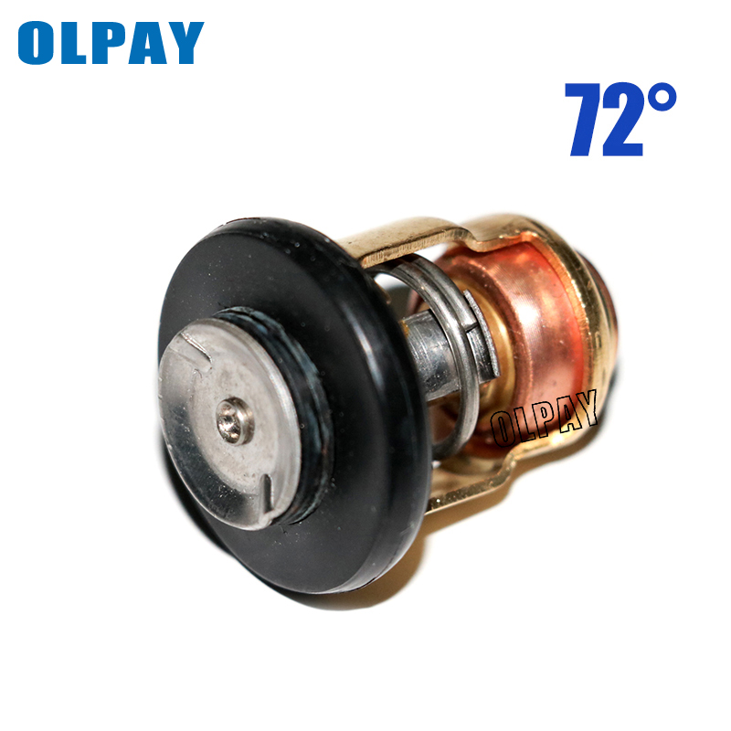 Thermostat For Honda Boat Engine 50/75/ 90/115/130HP 72 Degree 19300-ZV5-043 18-3630