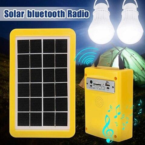 paineis solares portateis sistema de carregamento gerador energia casa ao ar livre iluminacao para 2