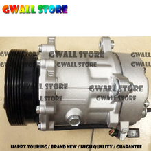 G.W.-7V16-6PK-119 Air Conditioning Compressor for VW GOLF IV, BORA, NEW BEETLE