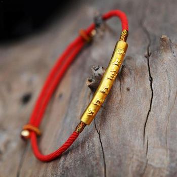 Bracelet traditionnel tibétain