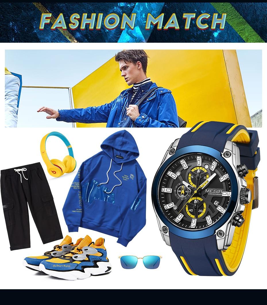 H13c1c1a3cb7041668acaf4c618f4ee79Y MEGIR 2020 Blue Sport Watches for Men