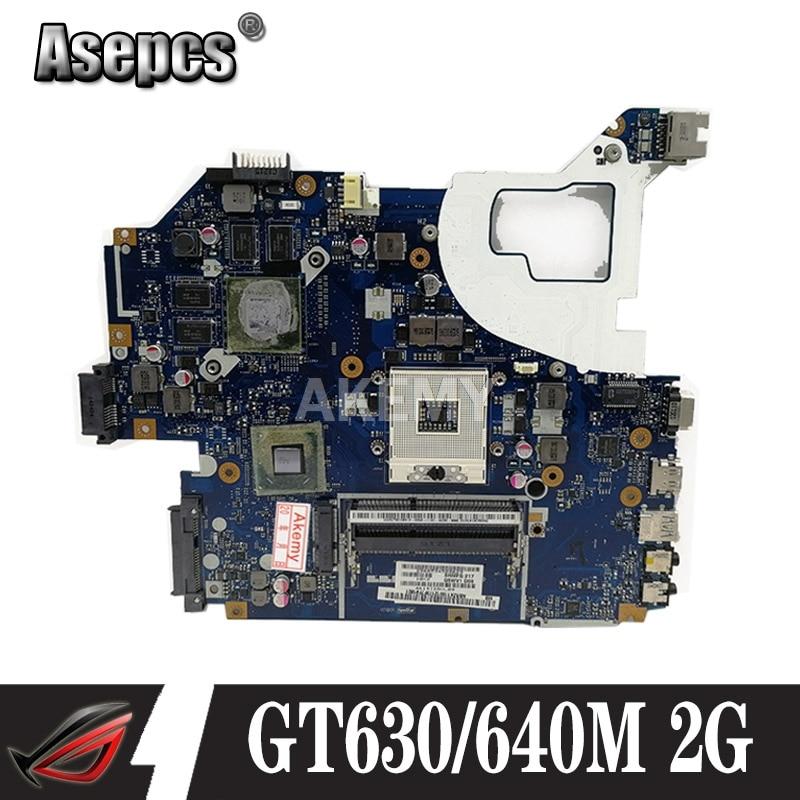 Galleria fotografica Q5WVH LA-7912P per For <font><b>Acer</b></font> Q5WV1 E1-571 / G V3-571 / G scheda madre del Notebook NBY1X11001 NBRZP11001 GPU GT630/640M 2G 100% di prova