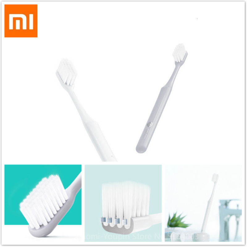 2019Xiaomi Dr B Green Edition Toothbrush Lovers Business Portable Toothbrush Xiomi Better Brush For Men Women Kid Daily Cleaning image