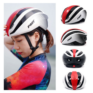 Image 5 - PMT New Bicycle Helmet Integrally molded Cycling Helmet Breathable Road Mountain MTB Bike Helmet