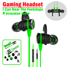 G20 hammerhead Gaming Headset gamer Stereo Bass gaming headphone with microphone Magnetic Original 2.2M wired Earphone for phone