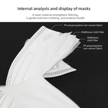 Disposable Medical Dustproof Surgical Face Mouth Masks Anti PM2.5 Anti Influenza Breathing Safety Masks Face N95 MASK