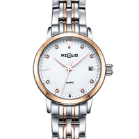 Luxury Brand France AILUO Couple's Watch Japan MIYOTA Quartz Movement Women Watches 6mm Ultra thin Sapphire Female Clock A7059L