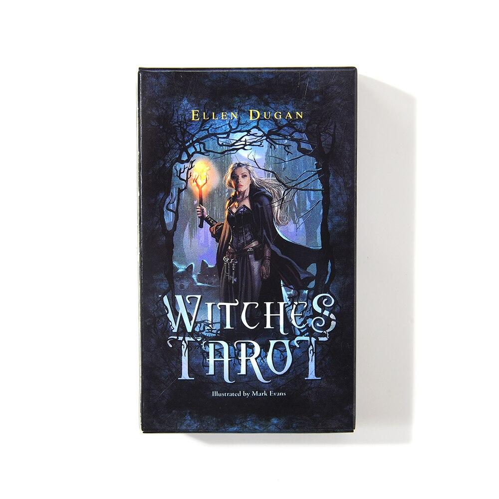Witch Tarot Deck
