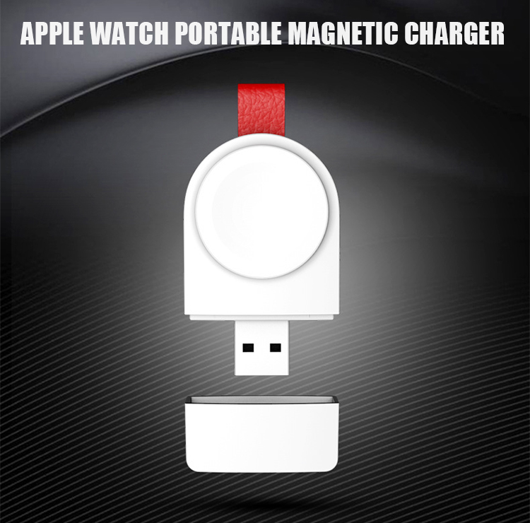 Magnetic Wireless Charger for Apple Devices