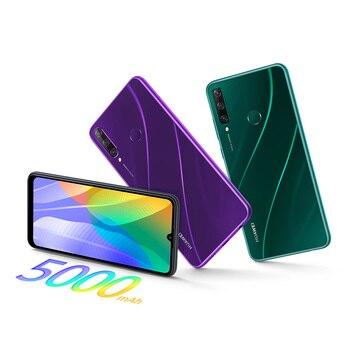 Перейти на Алиэкспресс и купить Huawei Y6P 3 ГБ + 64 ГБ 2020 мощный аккумулятор 5,000 мАч, камера 13 МП отправлена 2 года гарантии официальный отправлен из Испании