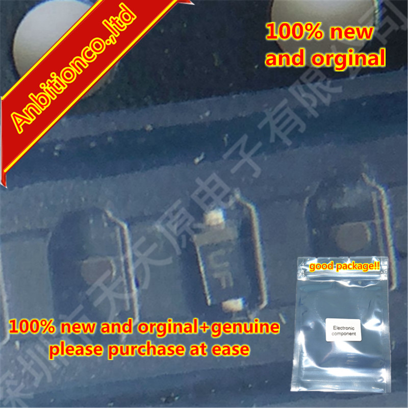 50pcs 100% New And Orginal KDS160E-RTK/P Silk-screen UF SOD523 In Stock