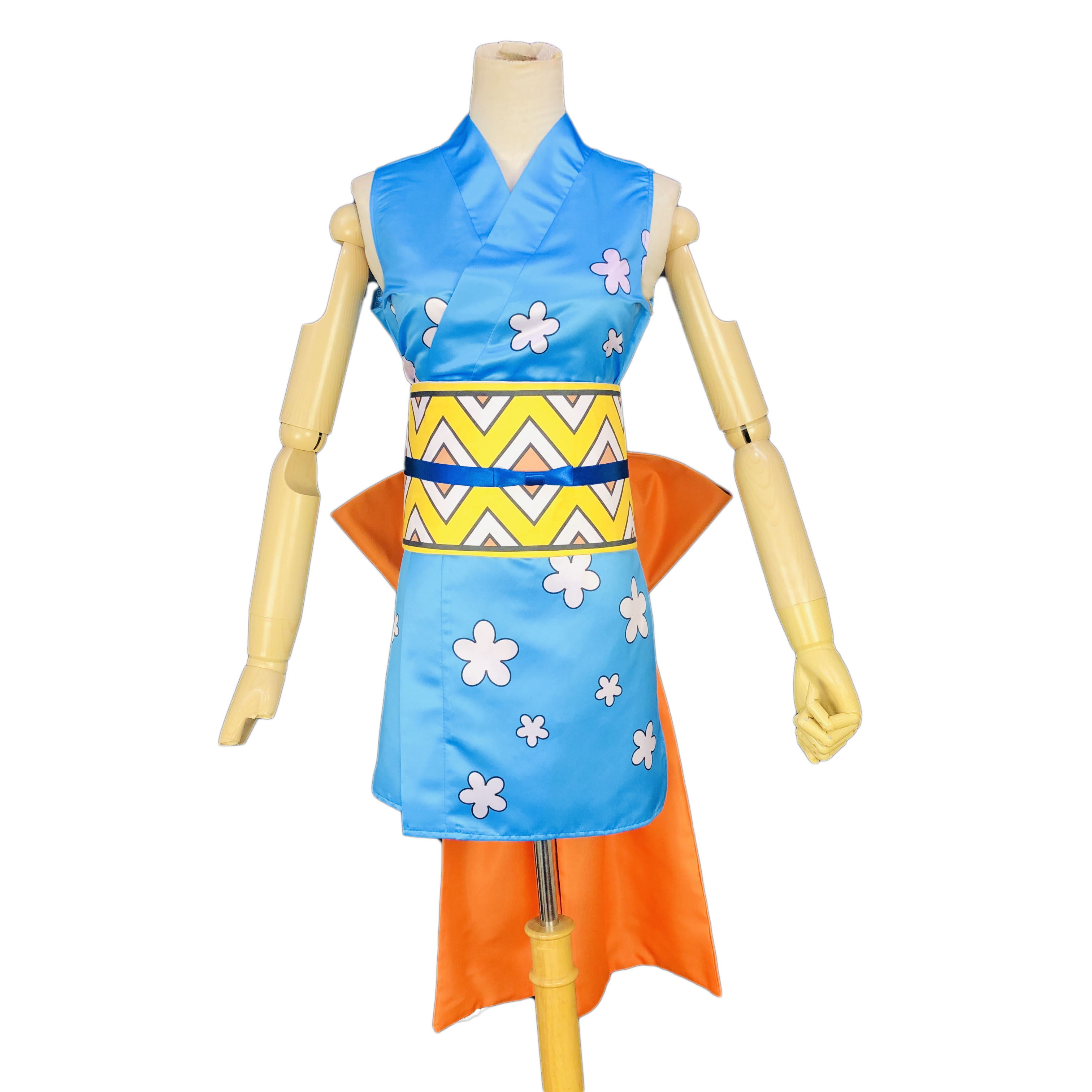 2019 Customize One Piece Wano Country Arc Cosplay Costume Wano Kuni Nami Cosplay Costume