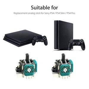 Image 3 - 2PCS 3D אנלוגי ג ויסטיק מקל חיישן מודול פוטנציומטרים לפלייסטיישן 4 PS4 Slim פרו מודול חיישן עבור Xbox אחד/עלית/Slim
