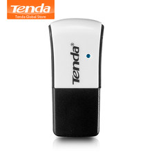 Tenda W311M 150Mbps Wireless WIFI USB Network Adapter Portabel Jaringan Nirkabel Kartu Mini Nirkabel Eksternal Wi-fi Receiver(China)
