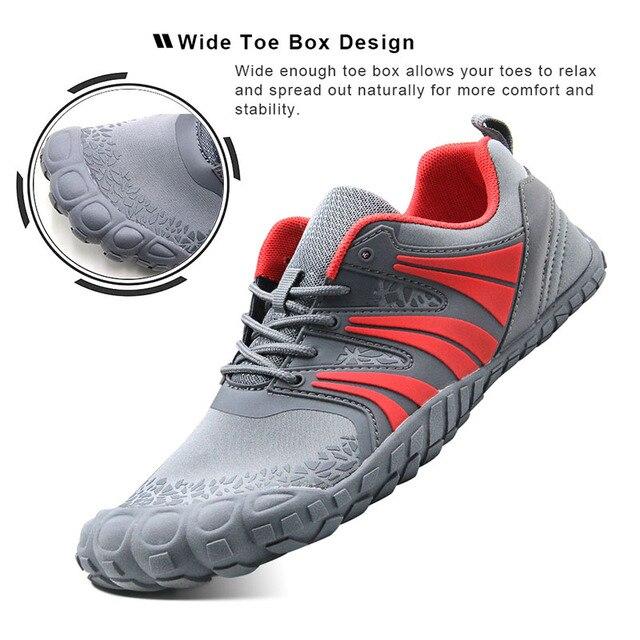 Size 14 Men's Minimalist Trail Sneakers