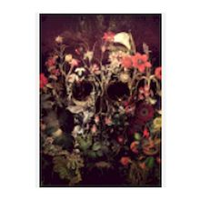 Gift Flower-Painting Paint-Flower Canvas-Picture Abstract By Numbers Home-Decoration