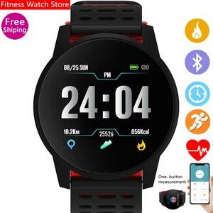 New KY108 Smart Watch IP67 Wat