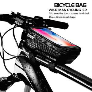 Image 2 - TPU na świeżym powietrzu wodoodporna rower motocykl uchwyt na telefon komórkowy stojak na Xiaomi CC9 Redmi note 7 8 ekran dotykowy rowerów, odporny na deszcz,