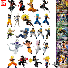 Bandai Dragon Ball Super Anime VS Gacha 7 Goku 8 Goujita 9 Broly 10 Frieza 11 Bu Okanba Gift Decoration Figure