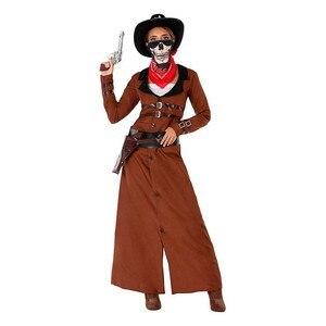 Костюм для взрослых 114401 Cowgirl