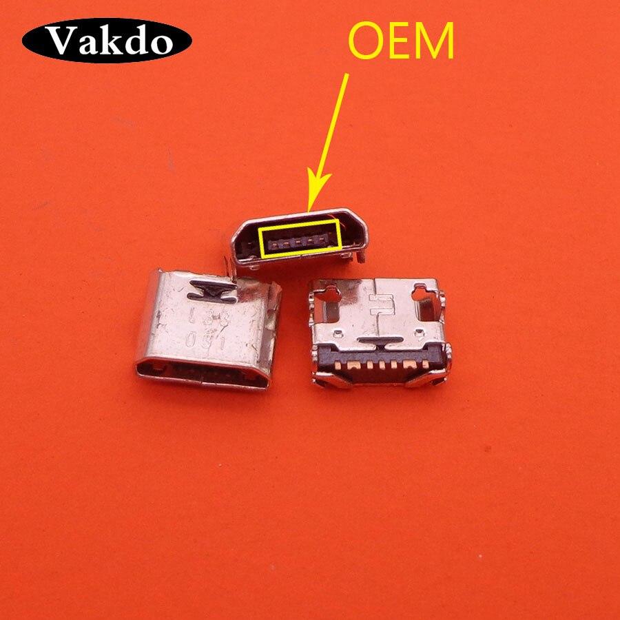 ORIGINALE Samsung Galaxy Tab sm-t350 Micro USB connettore di ricarica presa connector
