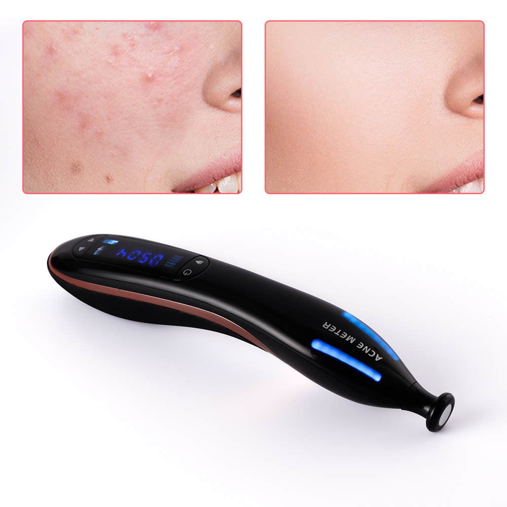 Blue Light Plasma Pen Scar Acne Removal Anti Wrinkle Aging Therapy Acne Treatment Pen Beauty Device Facial Skin Care Machine