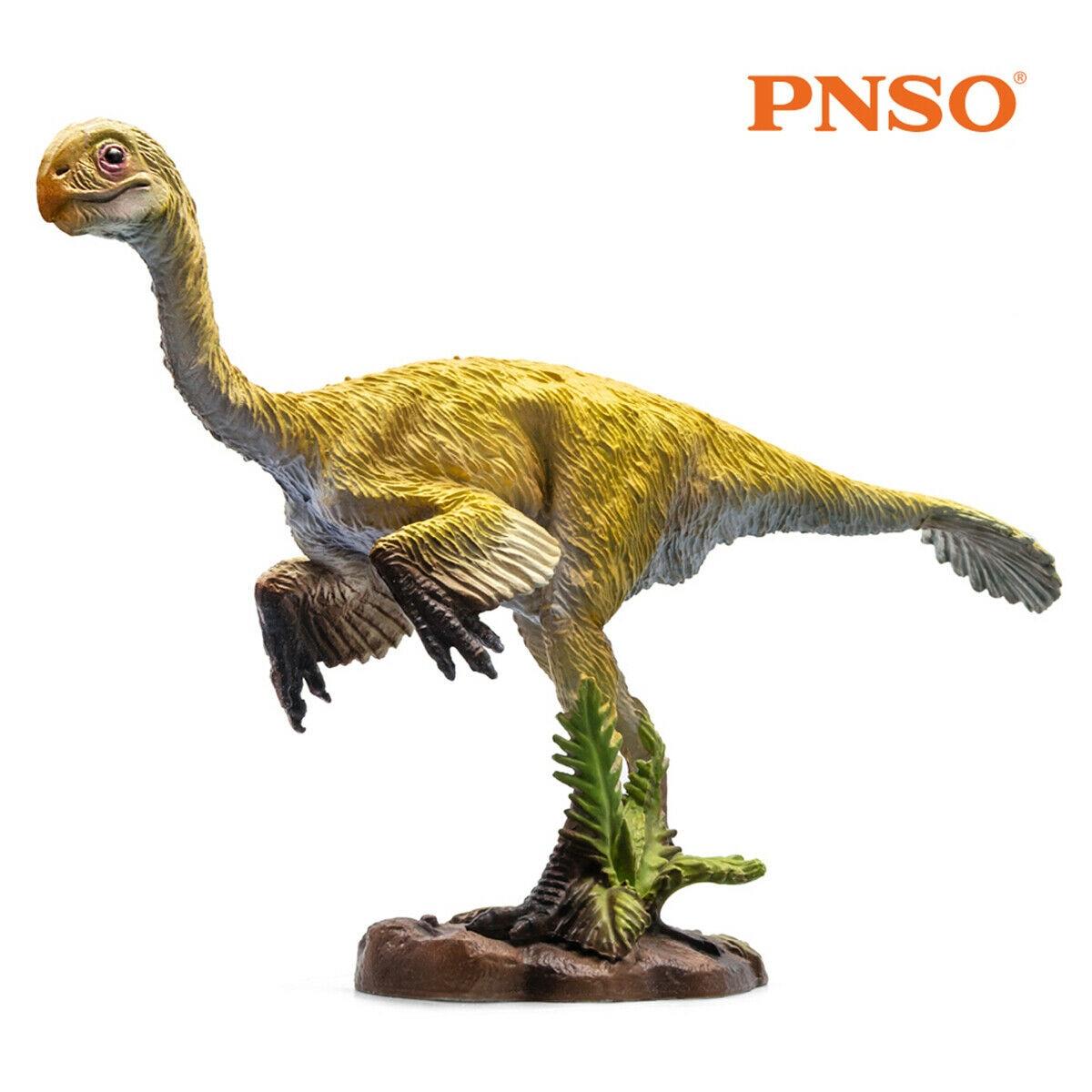 2019 PNSO Gigantoraptor Gignatraptor Dinosaur Figure Megaraptor Collector Animal Decor Kids Toys Science Art Model Birthday Gift