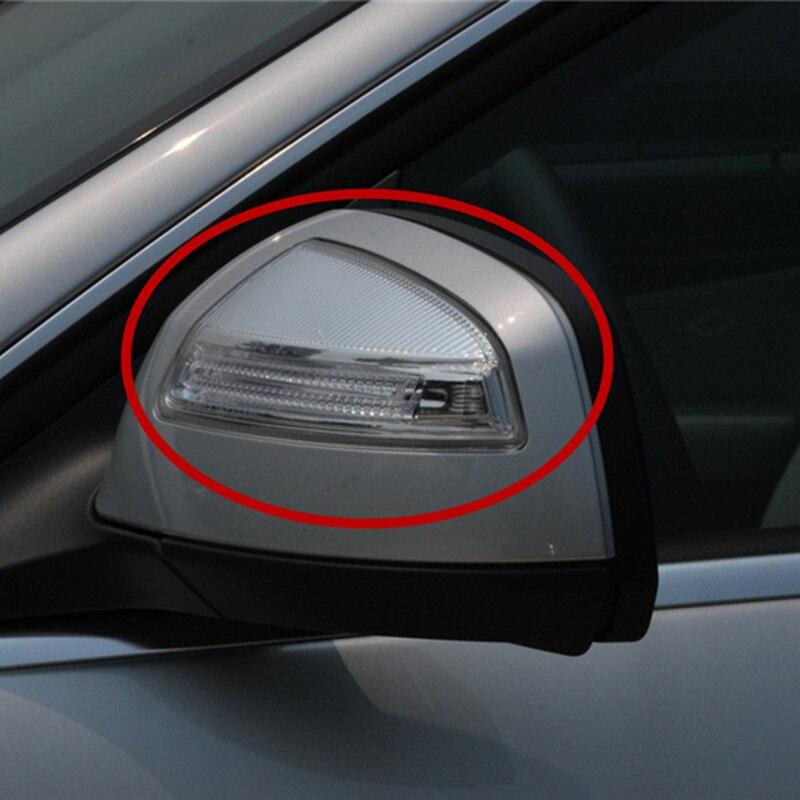 Автомобильный Зеркало заднего вида сигнала поворота светильник