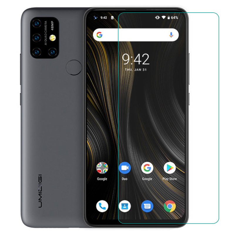 Tempered Glass For UMIDIGI Power 3 / UMIDIGI F2 6.53