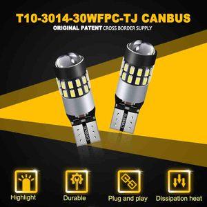 Image 2 - JIACHI 100x led T10 W5W 194 168 501 12V 24V car no error LED  CANBUS Non polarity White Car Interior Accessories Clearance Lamps