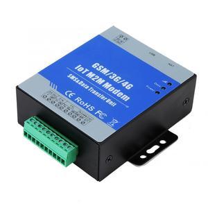 D223 GSM/GPRS RS485 последовательный порт для GPRS IOT M2M модем Прозрачная передача сообщений SMS DTU 100-240 В