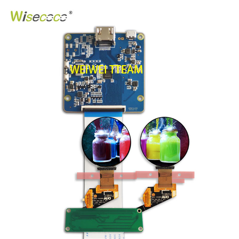 OLED 1.39 Inch Round Display  AMOLED Circle LCD 400*400 Rugged High Resolution For Smart Watch/ Smart Wearable Devices