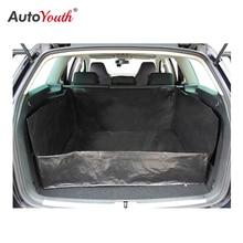 AUTOYOUTH PE Tarpaulin รถ Trunk MAT Liner กันน้ำป้องกันผ้าห่มสำหรับๆความสะอาดของคุณรถ