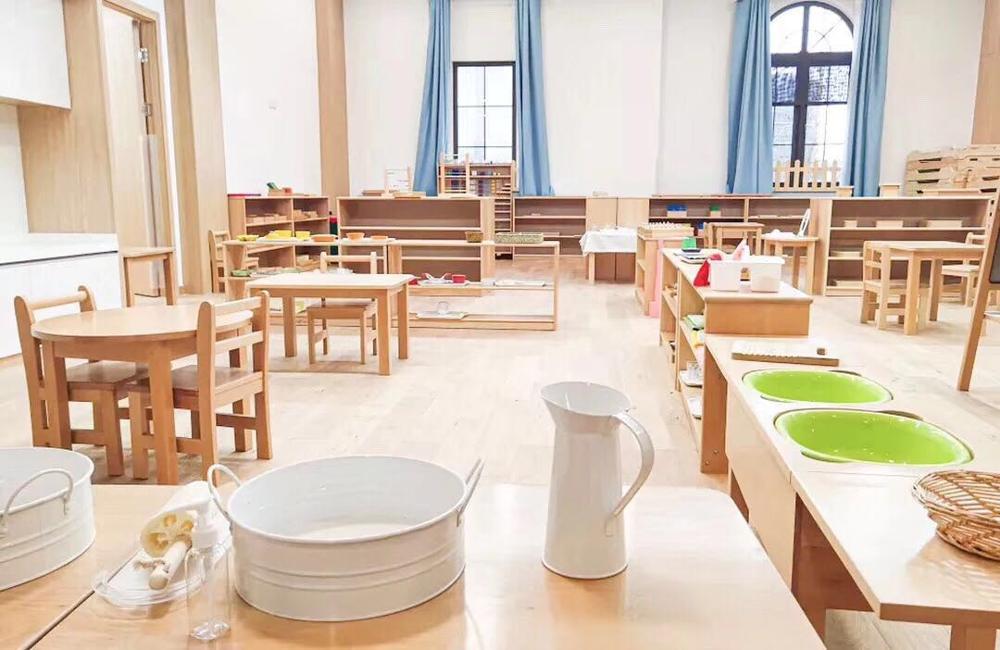 Paquet de matériaux Montessori pour la salle de classe Nido IC CASA, achat en vrac - 2