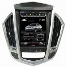 Ouchuangbo android 8.1 multimedia player gps radio for Cadillac Old SRX 2009-2012 support 10.4 inch  4GB RAM 32GB ROM