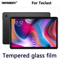 Filme de vidro temperado quebrado anti-tela para teclast t30/t20/t10 10.1 polegadas tablet tela proteção filme para teclast m30 tablet