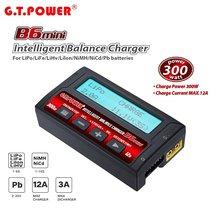 Балансирующее зарядное устройство gtpower imax b6 mini/зарядное