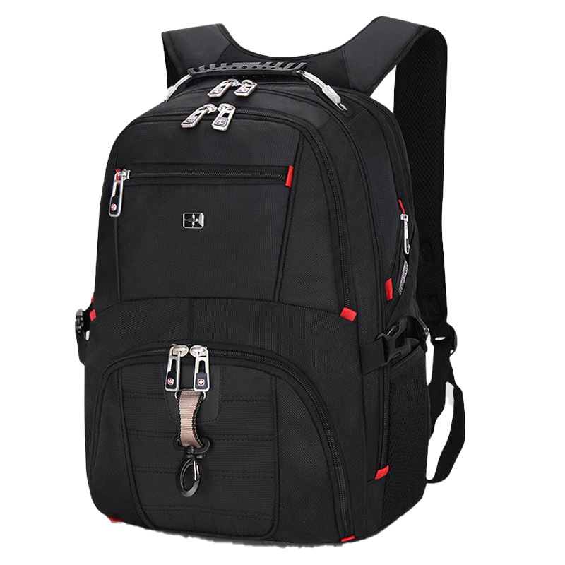 2020 Male Large Capacity Back Pack Laptop Backpacks USB Charging Branded Casual Sports Bags for Men Fashion Travel Bag Rucksack