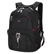 2020 Male Large Capacity Back Pack Laptop Backpacks USB Charging Brande