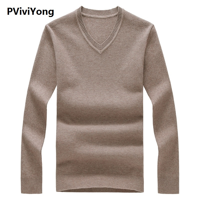 PVIVIYONG 2019 New Arrival Autumn High Quality Sweater Men,men's Casual Pullovers 1989
