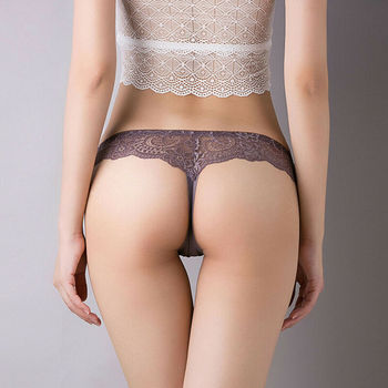 Summer Sexy Women Lace Panties  Knickers Thongs G-String 10