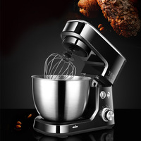 Blender Mixer Kitchen Automatic Small Egg Beater Food Processor Multi function Kneading Machine Dough Mixer SC 209