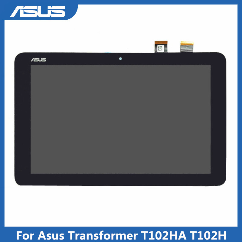 LCD Display Touch screen digitizer Assembly Replacement For Asus Transformer Mini T102HA T102H T102 HA LCD Screen For Asus T102H|Tablet LCDs & Panels| |  - title=